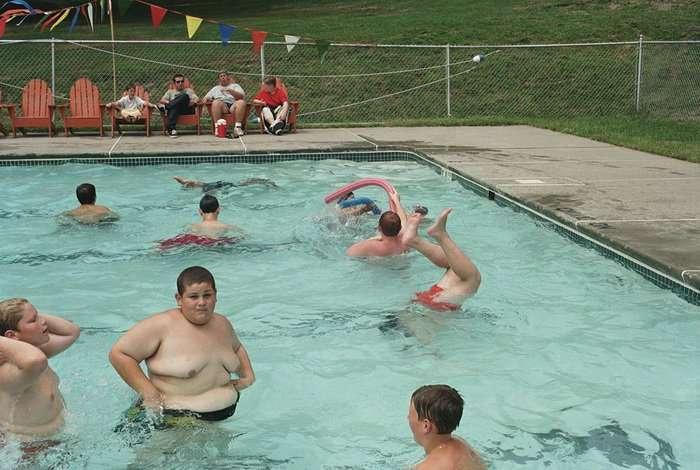 Літній табір для схуднення: як американські тінейджери борються із зайвою вагою (12 фото)