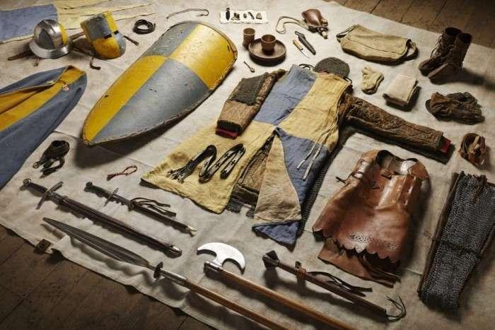 Амуніція британських солдатів з 1066 року до наших днів (13 фото)