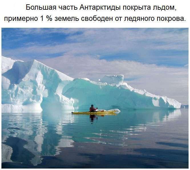 Дивовижні факти про Антарктиду. Частина 2 (27 фото)