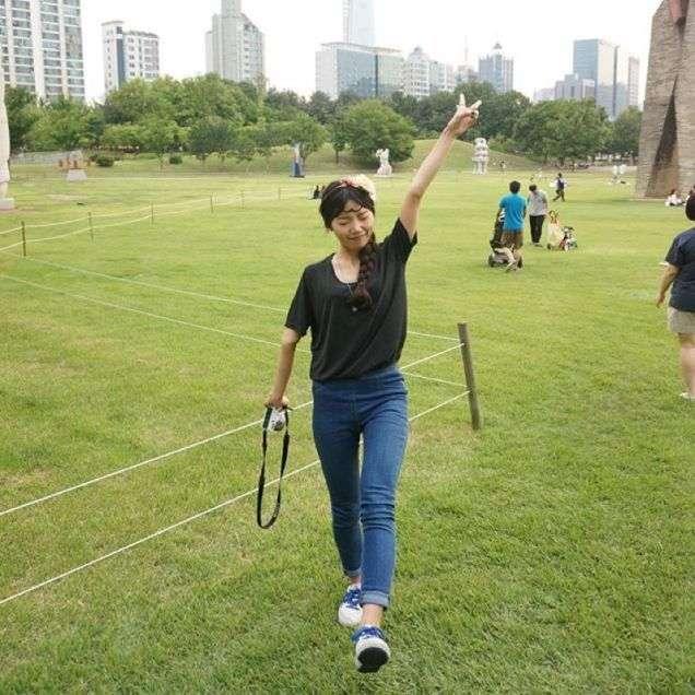Чубчика у вигляді сердечок – новий тренд серед корейських дівчат (14 фото)