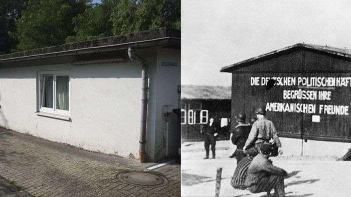 У Німеччині 20 біженців поселили у колишній концтабір Бухенвальд (7 фото)