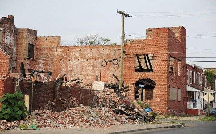 Прогулянка по місту Камден, штат Нью-Джерсі (30 фото)