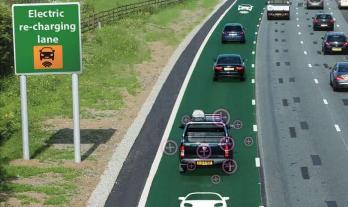 У Великобританії можуть зявитися «електричні» дороги (2 фото)