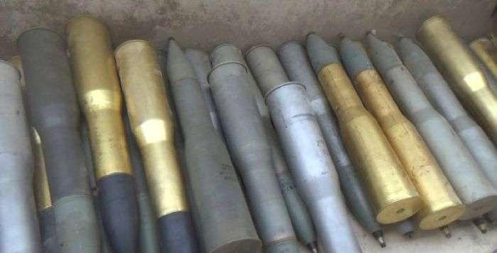 У бойовиків ИГИЛа зявилося хімічну зброю (3 фото)