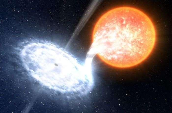 Неймовірні факти про чорні діри (8 фото)
