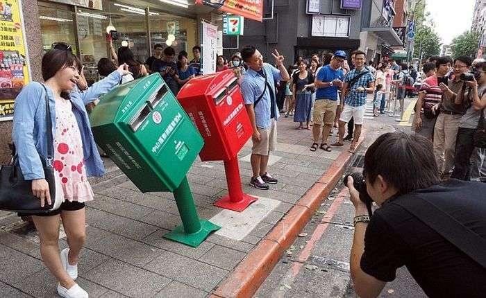 Що сталося з поштовими скриньками? (2 фото)
