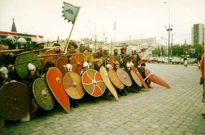 Як Москва святкувала 850-річчя (40 фото)