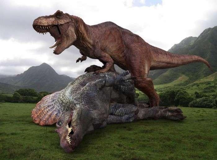 Нові цікаві факти про динозаврів (5 фото)