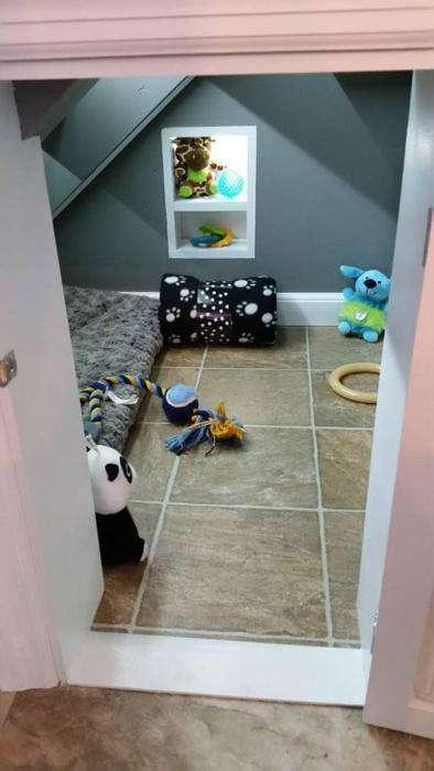 Оригінальний собачий будиночок (11 фото)