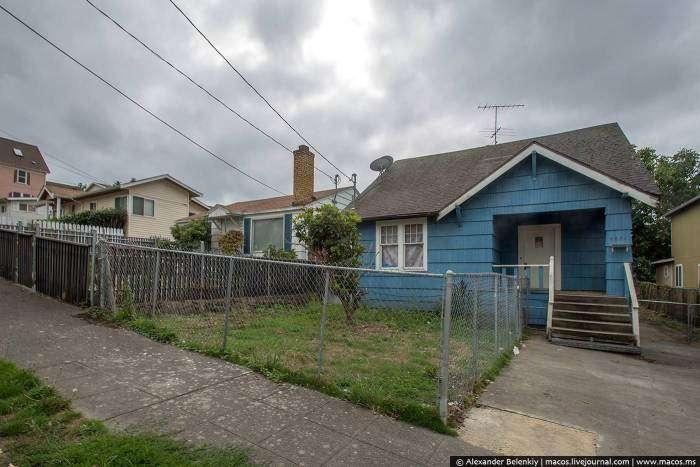 Будинок-притон в Сіетлі за 270 000 доларів (22 фото)