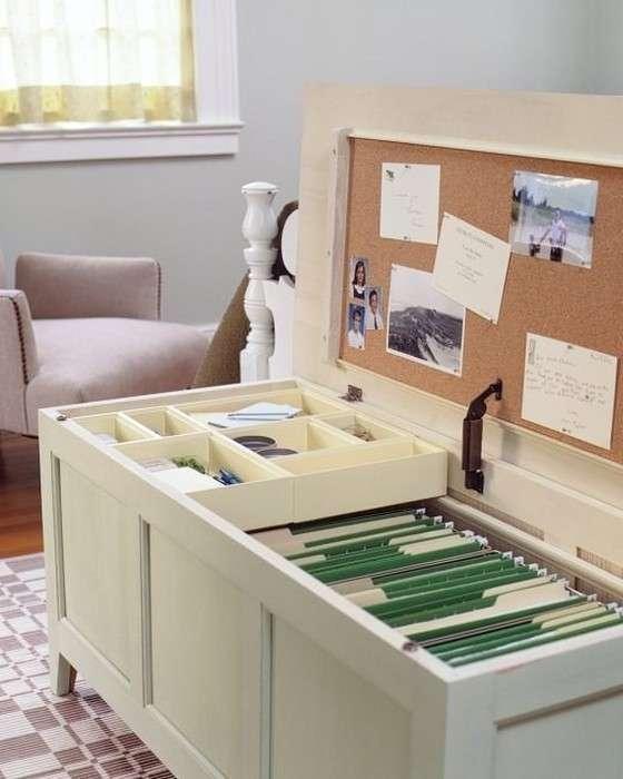 Несподівані способи зберігання різних речей у вашому домі (40 фото)
