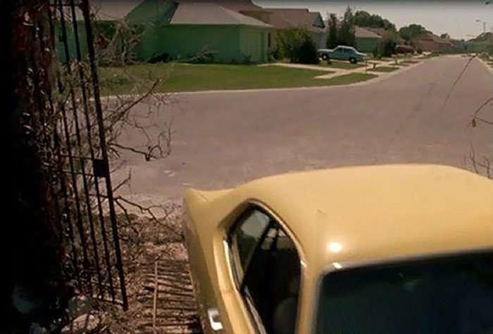 Місто з фільму «Едвард Руки-ножиці» 25 років потому (14 фото)