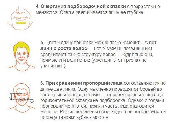 Як звіряють наші обличчя зі знімками в паспорті (4 картинки)