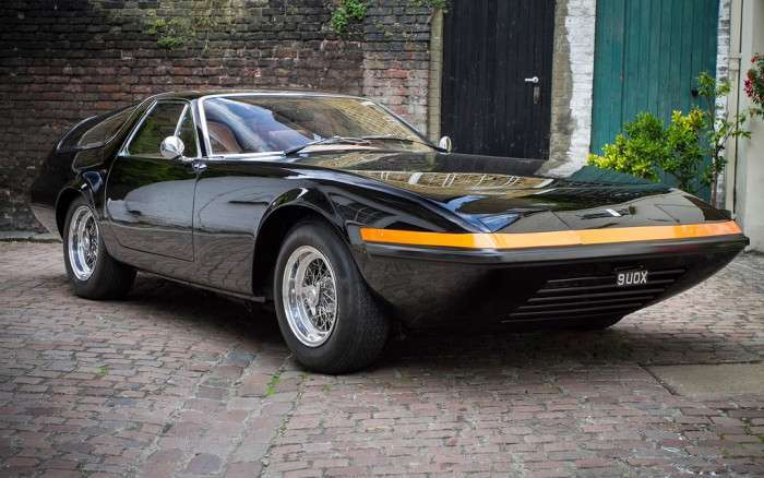 Єдиний універсал Ferrari 365 GTB/4 Daytona Shooting Brake виставлений на продаж (6 фото)