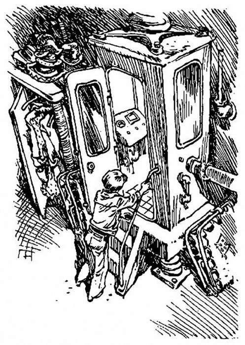 Порівняння фільму «Гостя з майбутнього» з книгою «Сто років тому вперед» (75 фото)