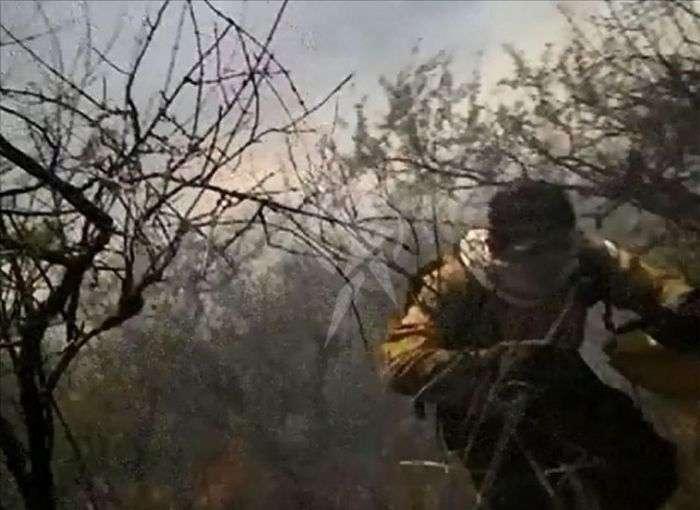 Камера мобільного телефону зняла загибель аргентинських пожежних (5 фото + відео)