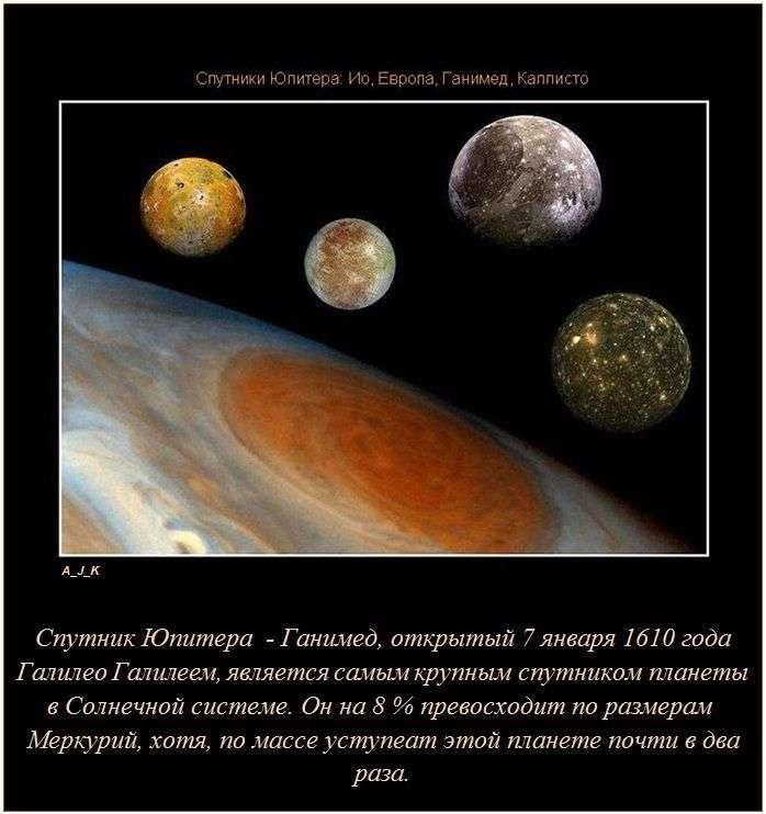 Цікаві факти в картинках (39 картинок)