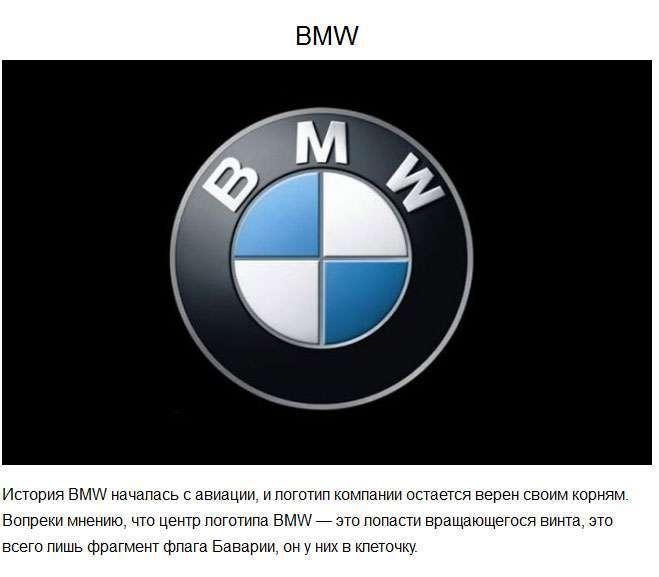 Що ховається за логотипами відомих компаній (16 фото)