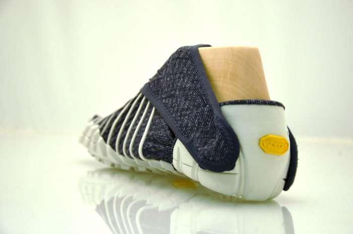 Ці кросівки в точності повторюють форму ноги свого власника (6 фото)