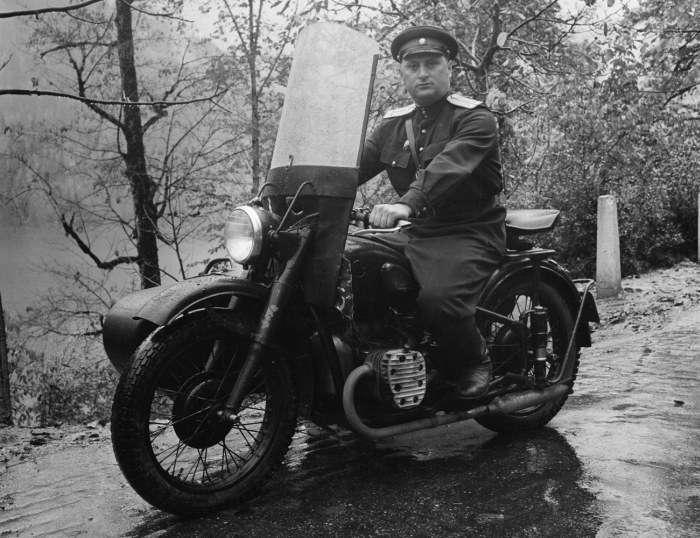 Життя у Радянському Союзі на знімках Насіння Фрідлянда (42 фото)