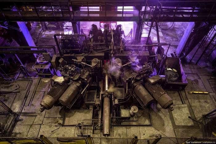 Як роблять колеса для вагонів (41 фото)