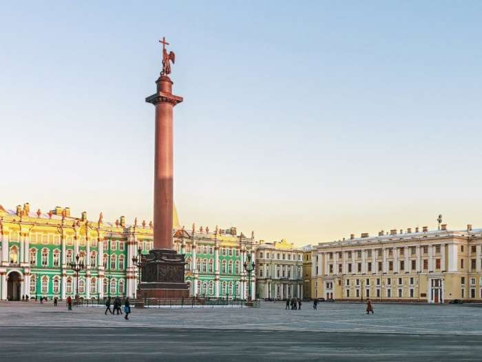 Санкт-Петербург - найкрасивіше місто в Європі (22 фото)