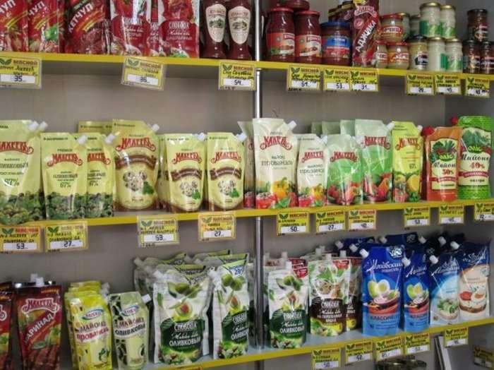 Наслідки продуктової блокади Криму в Сімферополі (17 фото + відео)