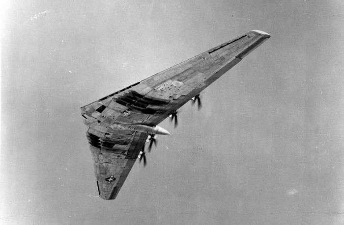 «Літаюче крило» американських ВПС (24 фото)