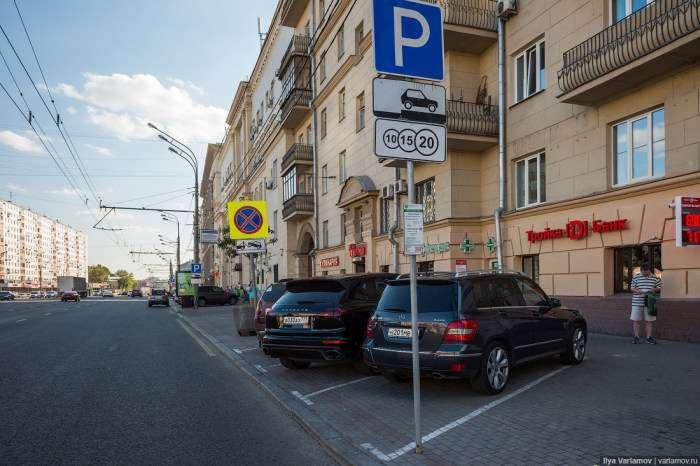 На Садовому кільці зявилися пастки для автомобілістів (16 фото)