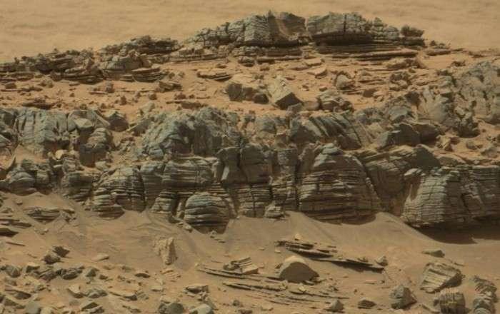 Несподівані обєкти на знімках Марса (10 фото)