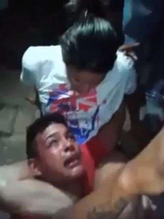 Професійний боєць MMA Монік Бастос знешкодила грабіжників (4 фото + відео)