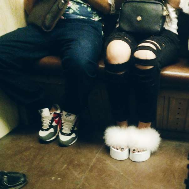 «Модники» в московському метро (45 фото)