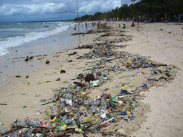 Райські куточки, потопають в смітті (15 фото)