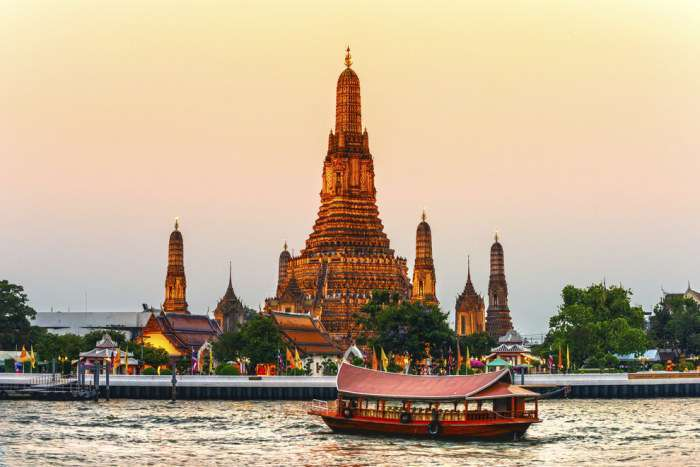 Найкращі країни для туристів з обмеженим бюджетом (13 фото)