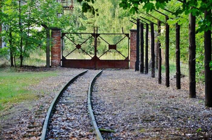 Нацистський концтабір Штутгоф, де проводили досліди на людях (36 фото)