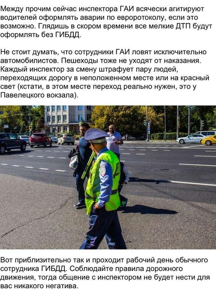 Звичайний будній день інспектора ДІБДР (26 фото)