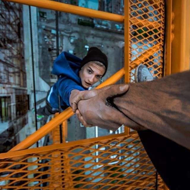 Неймовірні трюки російського екстремала Олега Шерстяченко (45 фото + відео)