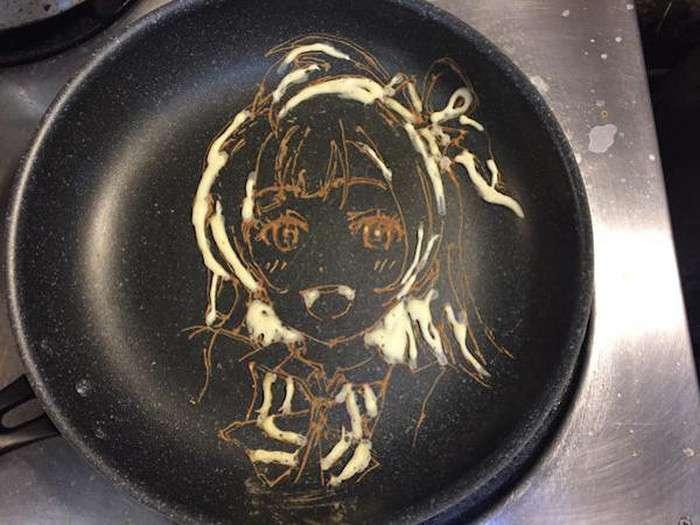 Шедеври кулінарії від японського художника Keesuke Inagaki (25 фото)