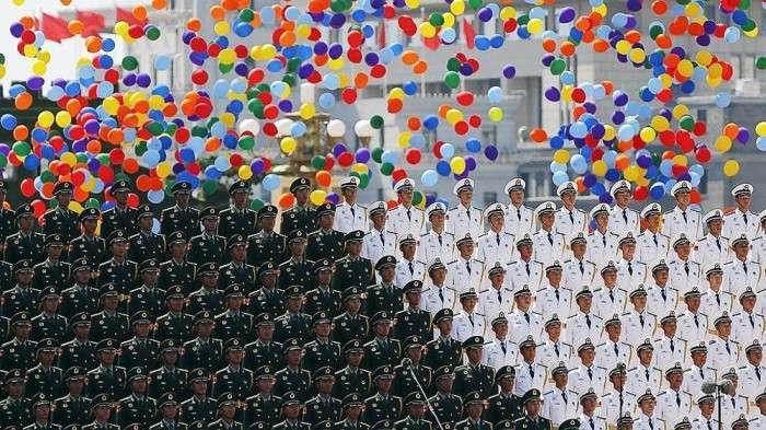 У Пекіні пройшов парад на честь 70-річчя закінчення Другої світової війни (21 фото + відео)