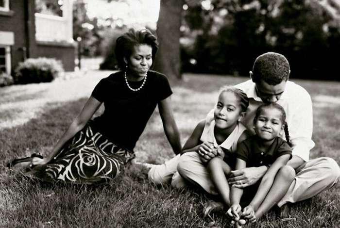 Політики в сімейному колі (18 фото)