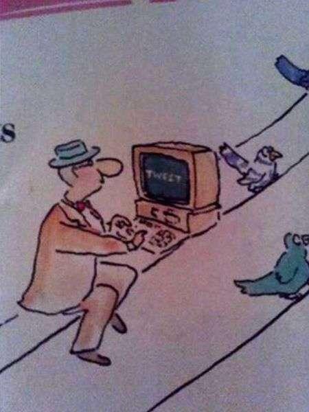 Пророцтво в компютерному журналі 1988 року (2 фото)