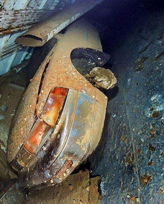 Теплохід Salem Express на дні Червоного моря через 24 роки після трагедії (20 фото)