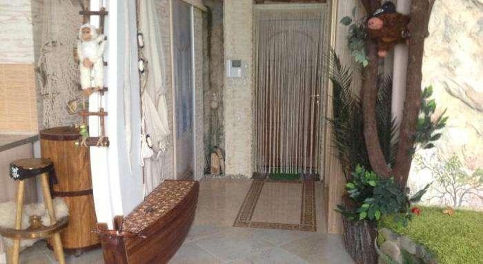 Квартира в стилі джунглів (13 фото)