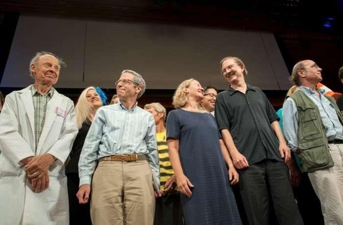 Лауреати Шнобелівської премії 2015 (4 фото)