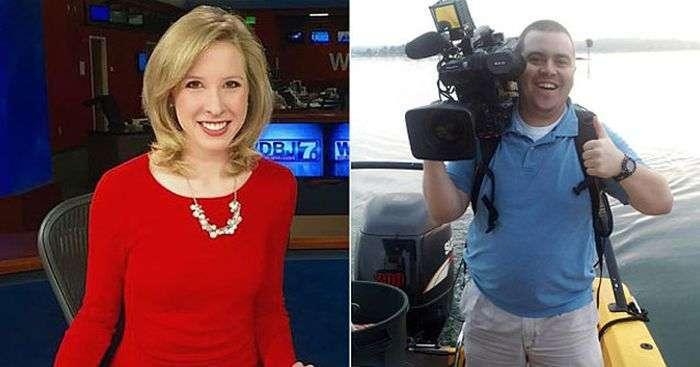 У США колишній співробітник телеканалу розстріляв колег-журналістів під час прямого ефіру (7 фото + 2 відео)