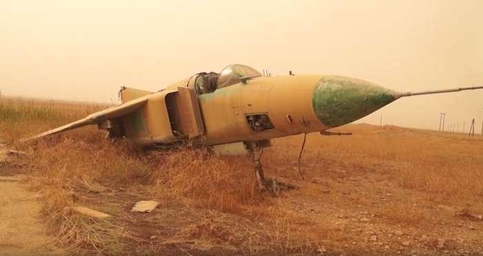 Як 300 сирійських спецназівців 3 роки героїчно утримували авіабазу (7 фото)