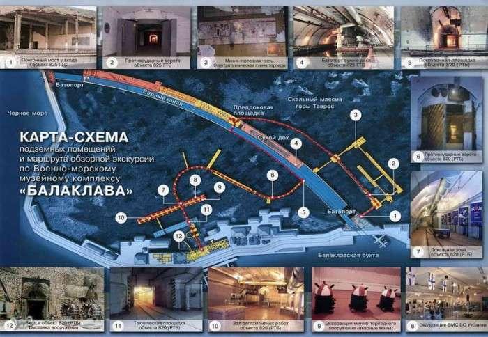 Розсекречені військові бункери (28 фото)