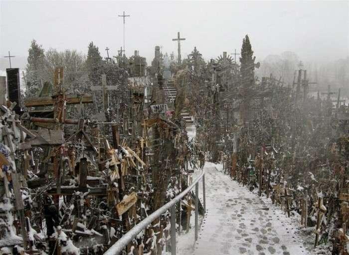 Найстрашніші місця на землі (39 фото)