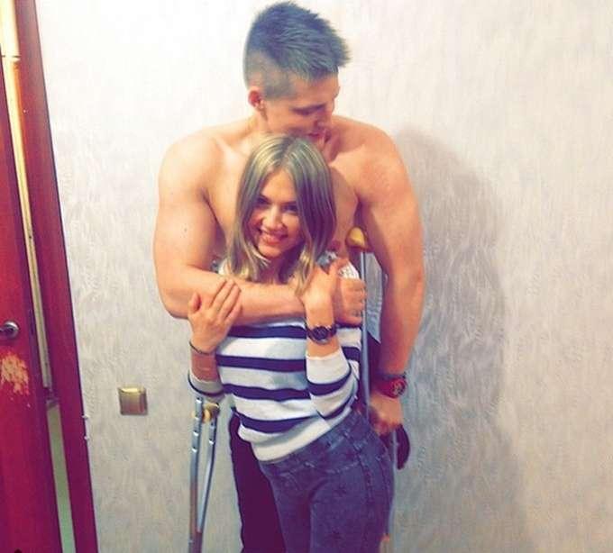 Сильний чоловік Сергій Кутовий (18 фото)