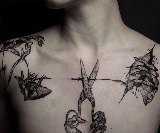 Вражаючі татуювання південнокорейського майстра (21 фото)